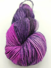 Load image into Gallery viewer, Purple dreams - Silver Sparkle 100g