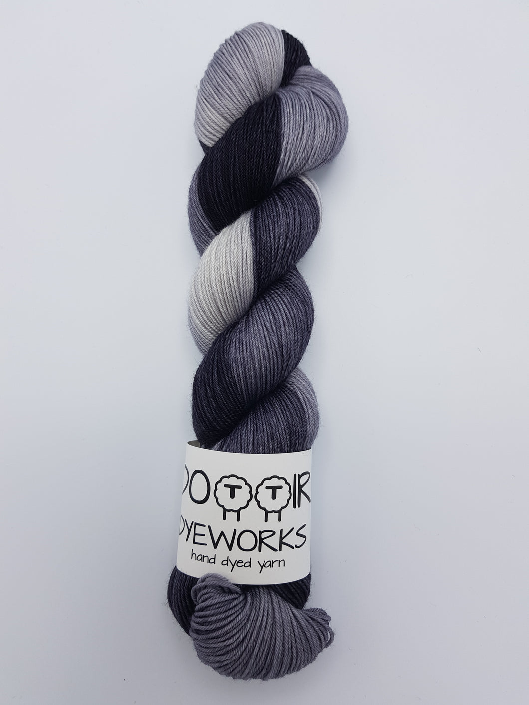Grayscale - Tough Sock 100g