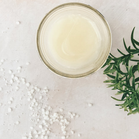 maker and merchant cleansing balm recipe