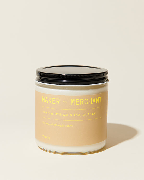 just shea butter - refined