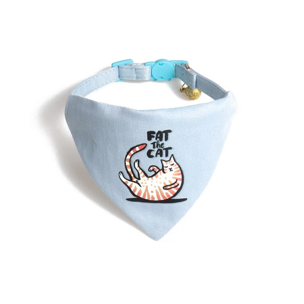 Fat The Cat Collar