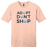 """Adopt Don't Shop"" Soft Tee"