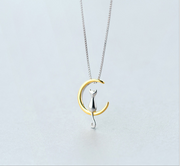 Moon Necklace (New)