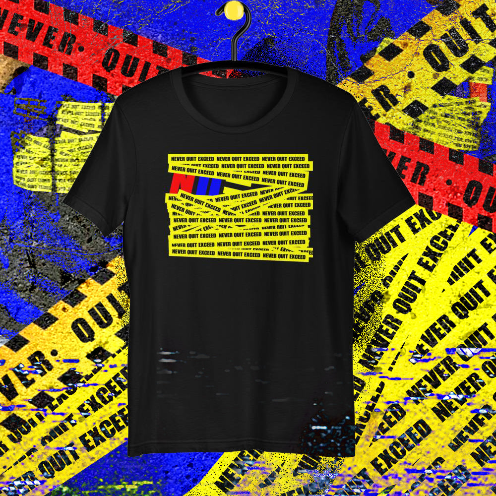 Caution / T-Shirt