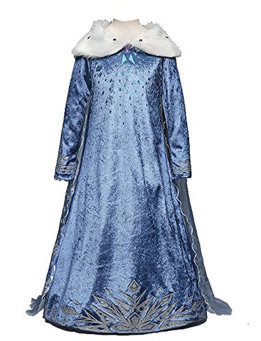 Snow Queen Adventure Costume