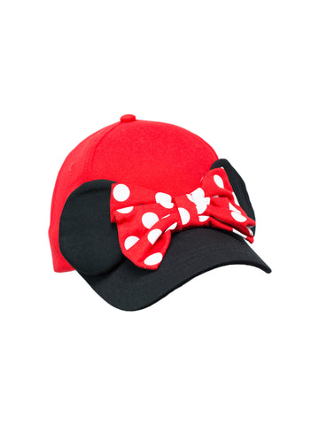Minnie Mouse Baby Toddler Girl Baseball Hat