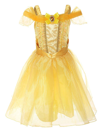 Disney's Little Girl's Princess Belle Costume
