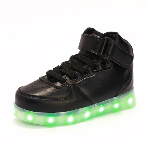 Children LED light up shoes sneakers  Boys and girls children lighting shoes sneakers with light