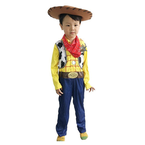 Woody Toy Story Halloween Costume