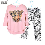 Spring Autumn Girls Clothing Sets