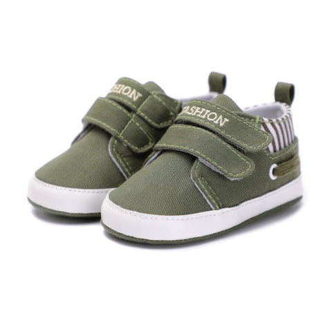 New Baby Boy and Girls High Quality Canvas Shoes Baby Sneakers