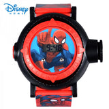 Spiderman Kids Watches Led 20 Images Digital Projection