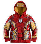 Boys Outerwear Superhero Costumes Hoodies for Boys