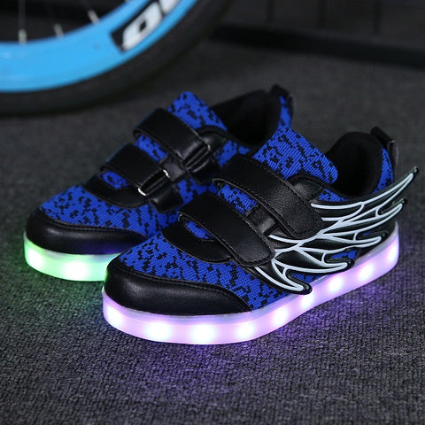 Children's Light-up Sneakers for Boys or Girls
