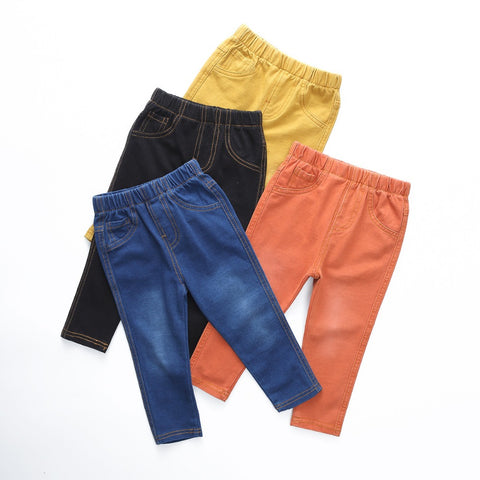 Boys Jeans & Denim Trousers