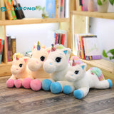 40-60cm Unicorn Stuffed Animal Plush Toy Doll