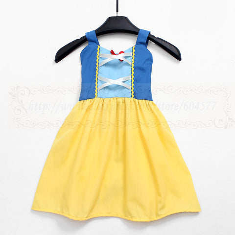 Princess dress for toddlers and girls