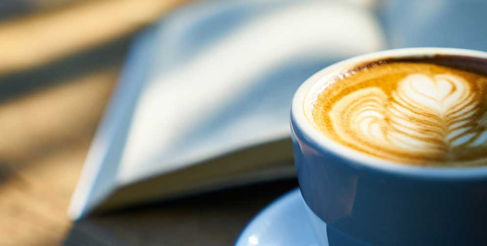 Curl Up with These 5 Great Books About Coffee
