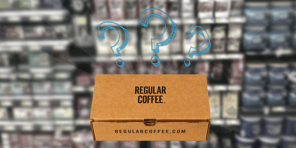 Who Is Regular Coffee?