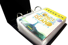 My Broadway Binder: Stylish Broadway Playbill Binder / Includes 20 Sheet Protectors