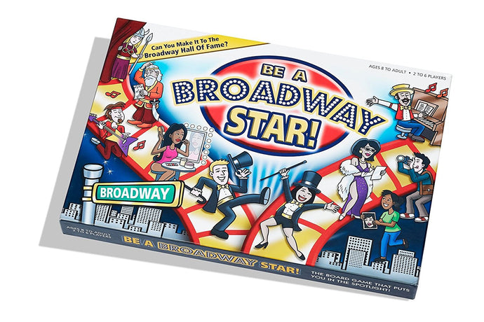 Be A Broadway Star - The Broadway Board Game