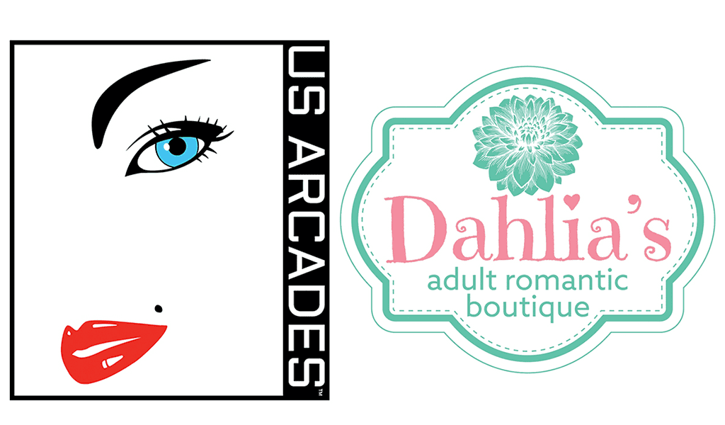 Dahlia's Adult Romantic Boutique, US Arcades Announce Partnership