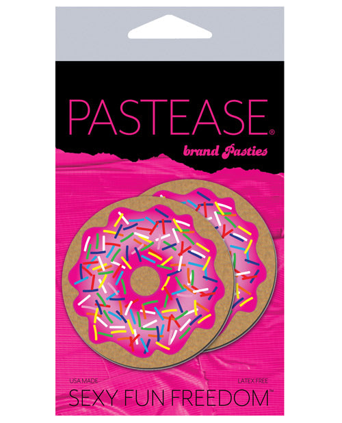 Pastease Donut with Sprinkles