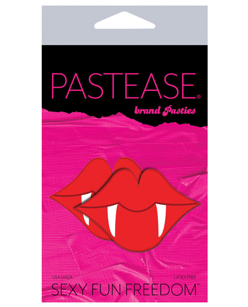 Pastease Halloween Lip Fang Pastie