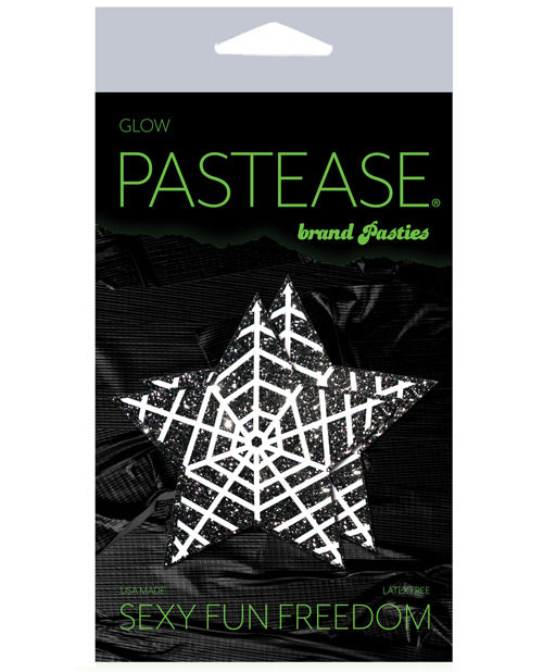 Pastease Halloween Glitter Web