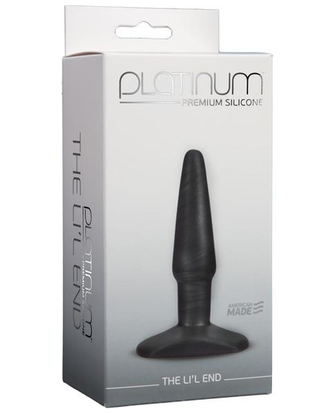 Platinum Silicone The Lil' End