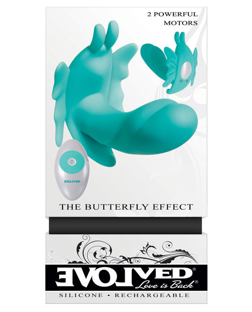Evolved The Butterfly Effect Rechargeable Dual Stim