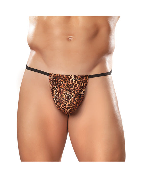 Male Power Posing Strap Thong