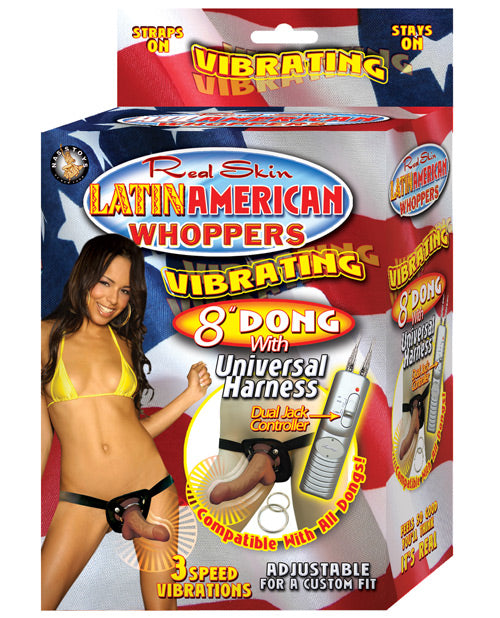 Real Skin Latin American Whoppers Dong