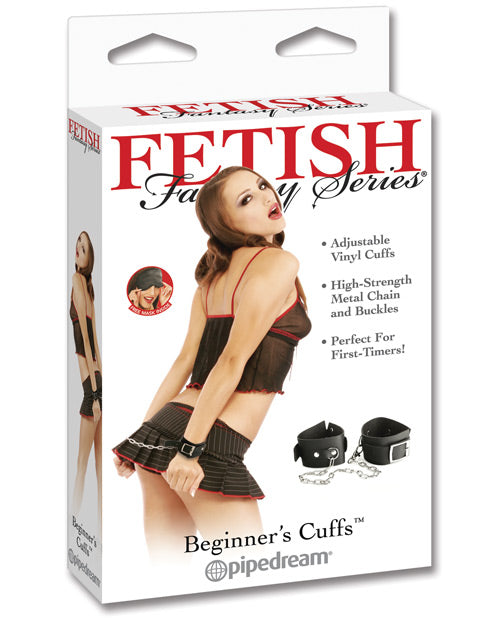 Fetish Fantasy Series Beginner's Cuffs