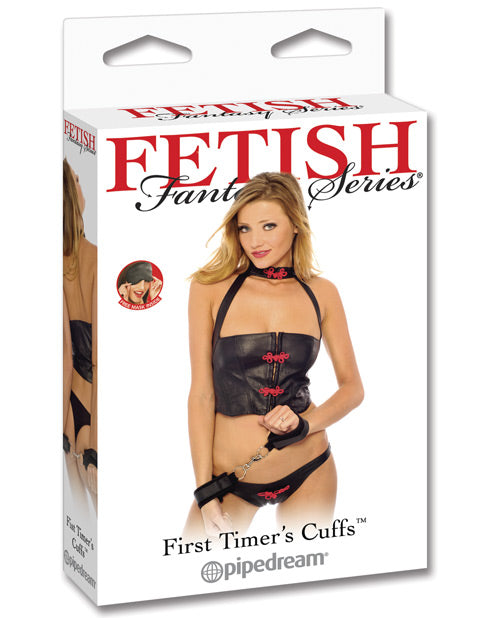 Fetish Fantasy Series First Timer Cuffs