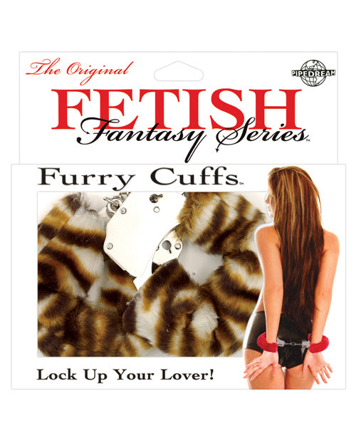 Fetish Fantasy Series Furry Handcuffs