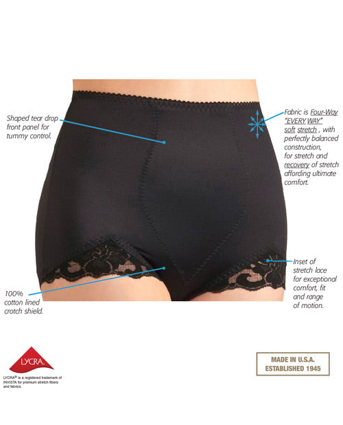 Rago Shapewear Panty Brief Light Shaping