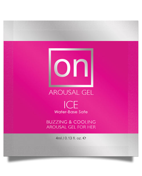 On For Her Arousal Gel Ice