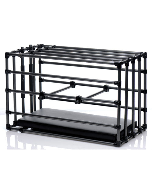 Master Series Adjustable Kennel Cage with Padded Board