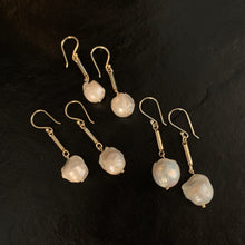 The Toni - Pearl Drop Earrings
