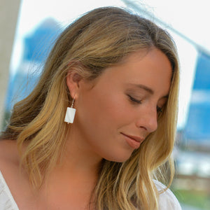 The Zara - Shell Earrings