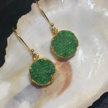 The Abba - Druzy Earrings
