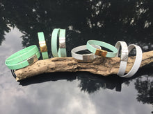Portugal. The Chick - Pastel Colored Cork Bracelets