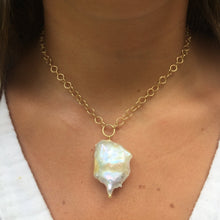 The Dewdrop - Pearl Necklace