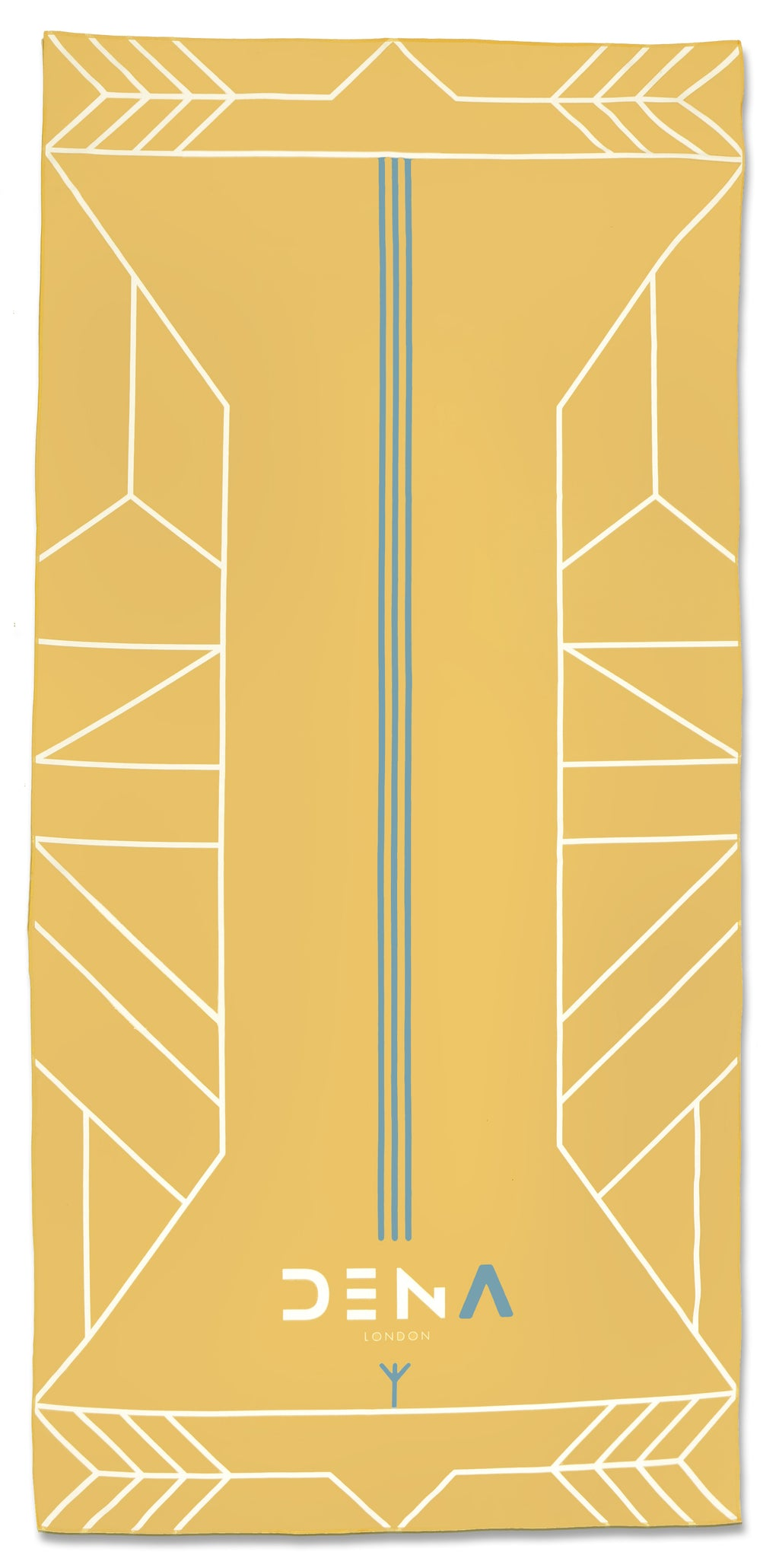 Tuscan Yellow Towel -  DENA LONDON