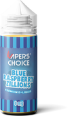 Vapers' Choice Blue Raspberry Zillions 100ml