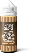 Vapers' Choice Sticky Toffee Pudding 100ml
