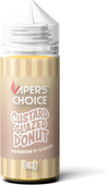 Vapers' Choice Custard Glazed Donut 100ml