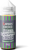 Vapers' Choice Apple & Blackcurrant Krush 100ml