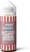 Vapers' Choice Strawberry & Lime Ice Chill 100ml